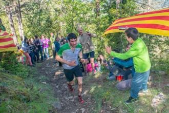 Quarta victòria seguida de Josep Viñas a la 3 Comarques d'Alpens