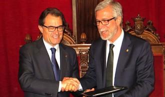 La Generalitat aprova una partida de 650.000€ pel Palau d'Esports de Tarragona
