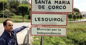 El canvi de nom de Santa Maria de Corcó per l'Esquirol ja és oficial