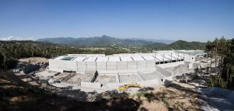 La pionera planta de triatge d'Orís iniciarà el gener les primeres proves
