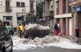 Torelló registra 208 litres d'aigua el juliol, la xifra més alta de tot Catalunya