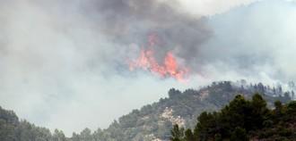 Bombers crearà un camp de pràctiques internacional a la zona de Tivissa