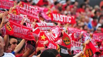 El Nàstic es vesteix de gala per rebre el Sevilla FC