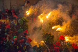 Nou anys de Patum reconeguda per la UNESCO
