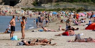 Vés a: Les platges catalanes, excel·lents