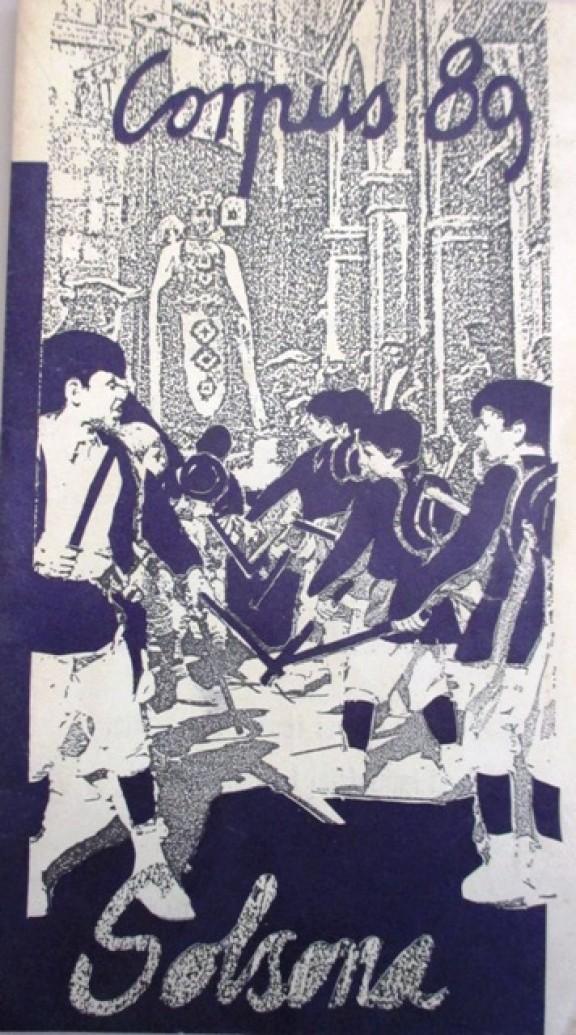 Recordant la Festa de Corpus de fa 25 anys