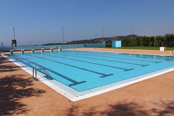 altafulla estrena piscina municipal aquest estiu