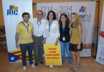 Vés a: Sant Pere de Vilamajor es declara territori català lliure el 12O