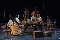 Vés a: La Companyia de Teatre de Sant Hipòlit s'atreveix amb Shakespeare