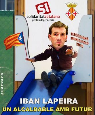 Iban Lapeira, futur de Vic