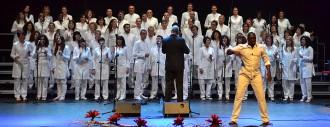 The Gospel Viu Choir, dissabte a l'Auditori de Girona