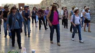 Moià celebra la XIII Trobada de ball Country