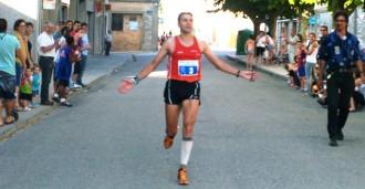 Sancho Ayala guanyador a les 5 milles de Sant Guim