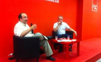 Miquel Iceta: «Si no hi ha consulta serà una mala notícia»