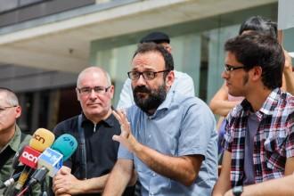 Benet Salellas, candidat de la CUP a Girona a les eleccions del 27-S