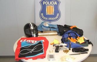 Ingressen a presó els dos atracadors d'una empresa de Sant Vicenç de Torelló
