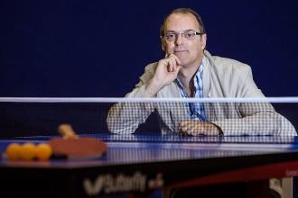 Miquel Duran: «El tennis taula a Vic ha tingut èxit perquè ha estat una família»