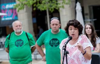 Dos diputats d'ICV i la CUP exigeixen que el BBVA mogui fitxa a Manlleu