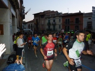 La primera edició de la Somnàmbula reuneix 600 corredors