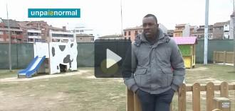 Un ghanès de Vic explica què és per a ell «un país normal»