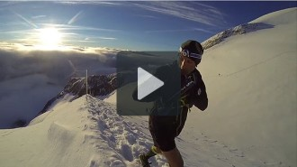 El vídeo de la Ice Trail Tarentaise 2014