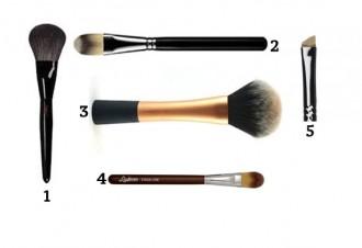 Quins són els estris bàsics que necessites per maquillar-te?