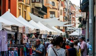 El comerç de Vic millora les vendes en la campanya d'estiu