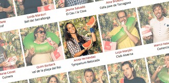 Vota a qui vulguis que es remulli a la Watermelon 2014