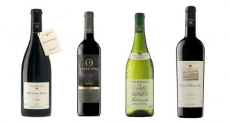 Pluja de premis International Wine Guide per a Torres