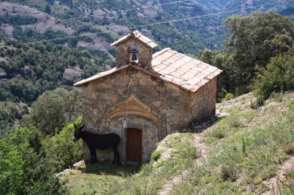 Santa Bàrbara d'Espunyes. Odèn