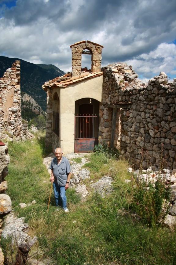Capella del Remei al Castell de Cambrils