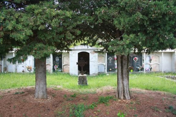 Capella del Sant Crist absent del cementiri nou de Cambrils