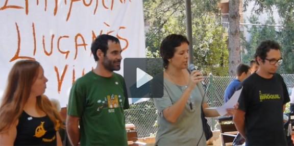 «Lluçanès Viu» neix per combatre les macrogranges i la mala gestió de l'aigua