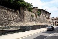 L'Ajuntament de Vic i la Generalitat arriben a un acord per rehabilitar la muralla de Vic