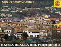 Toponímia constitucional: Santa Eulàlia de Riuprimer