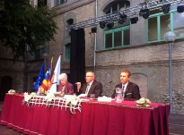 Vés a: Àlex Garrido serà el cap de llista d'ERC a les municipals de Manlleu