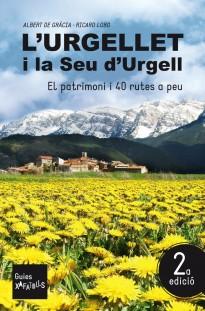 Bona rebuda de la segona edició del llibre de rutes per l'Urgellet