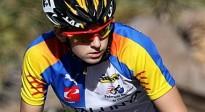 Escursell, vuitena a la cursa BMX dels Jocs Olímpics de la Joventut