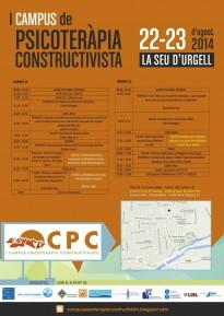 Primer Campus de Psicoteràpia Constructiva a la Seu d'Urgell