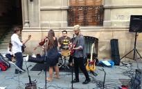 En marxa el I Festival Internacional de Música al Carrer dels Blancs