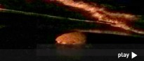 Més testimonis enregistren l'arribada de la tortuga a Tarragona