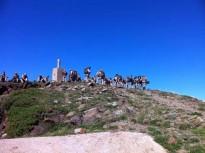 Vés a: L'exèrcit espanyol fa maniobres militars al Montseny