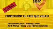 L'ANC organitza una taula rodona a Calafell sobre 'El país que volem'