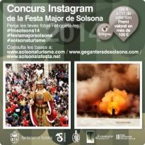 La Festa Major de Solsona convoca el segon concurs fotogràfic a Instagram