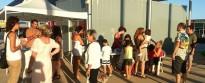El PSC de Calafell clou la campanya d'estiu a les places