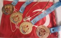 Quatre medalles per als atletes de l'Avinent a l'Europeu de veterans