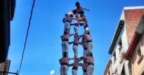 Torredembarra reedita galó de 9 dels Xiquets de Tarragona