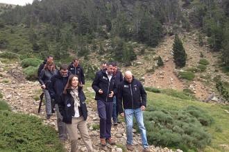 El Govern vol un parc natural transfronterer a la Catalunya Nord