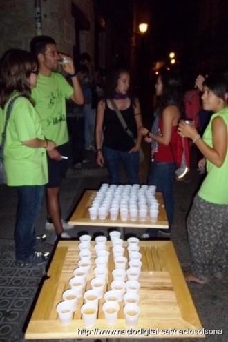 Joventut Solsonina convoca el concurs del disseny de la samarreta del Barramiau'14