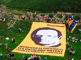 Els murals dels líders internacionals seran als deu primers trams de la V